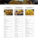 India Feast Restaurant online menu